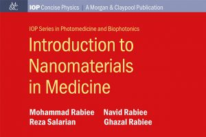 Iran's Amirkabir & Harvard Uni. Profs. jointly Publish a Nanotech Book