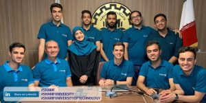 Sharif University stands First at AIAA Engine Design Competition