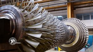 Iran acquires expertise in industrial steam turbine technology