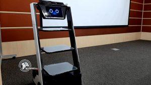 Iran unveils K1 LifeBot medical robot